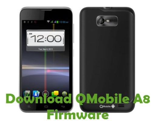Download QMobile A8 Firmware
