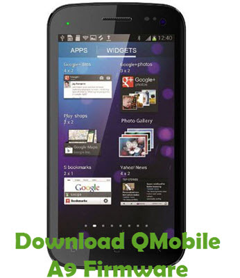 Download QMobile A9 Firmware