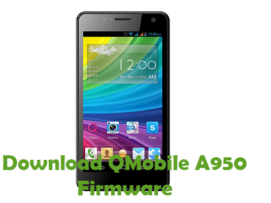 Download QMobile A950 Firmware