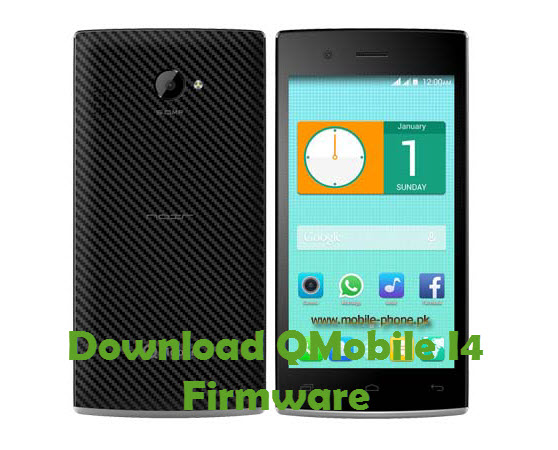 Download QMobile I4 Firmware