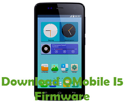 Download QMobile I5 Firmware