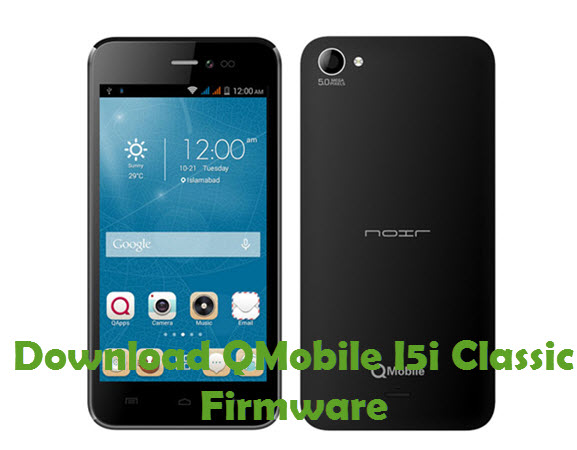 Download QMobile I5i Classic Firmware