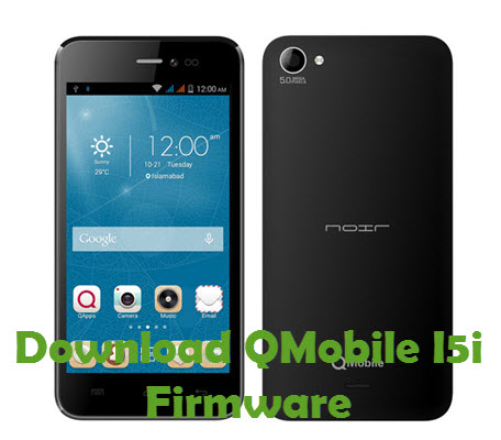 Download QMobile I5i Firmware
