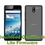 QMobile I5i Lite Firmware