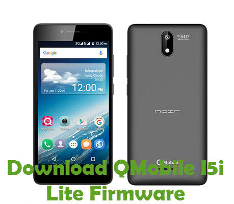 Download QMobile I5i Lite Firmware