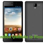 QMobile I6 Firmware