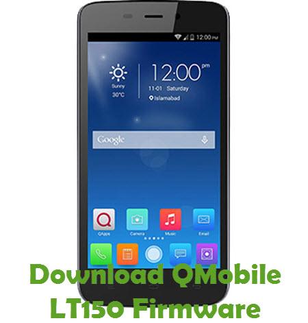 Download QMobile LT150 Firmware