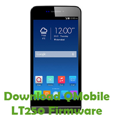 Download QMobile LT250 Firmware