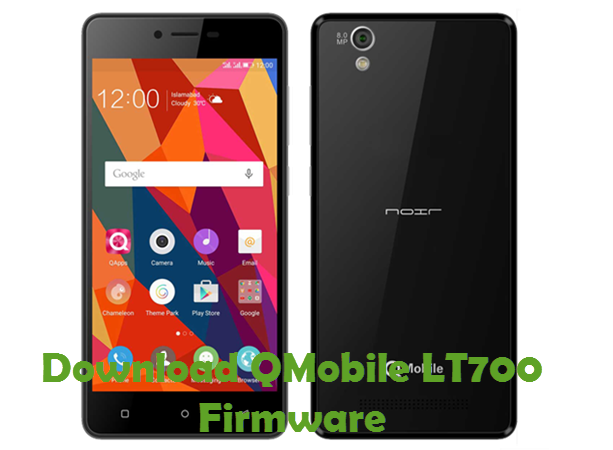 Download QMobile LT700 Firmware