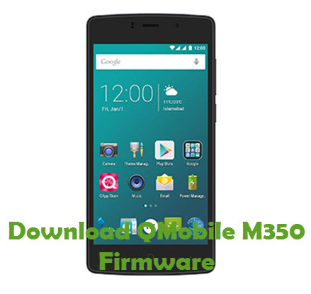 Download QMobile M350 Firmware