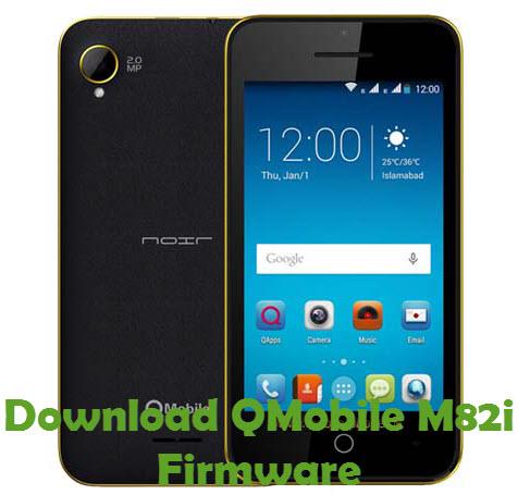 Download QMobile M82i Firmware