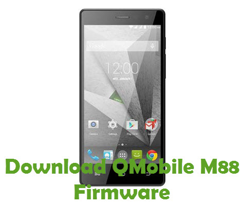 Download QMobile M88 Firmware