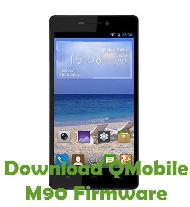 Download QMobile M90 Firmware