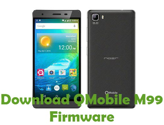 Download QMobile M99 Firmware