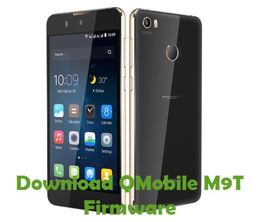 Download QMobile M9T Firmware