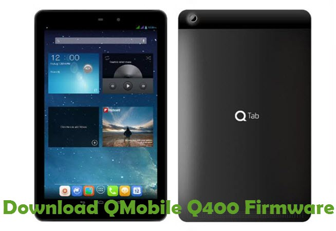 Download QMobile Q400 Firmware