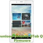QMobile QTab Q300 Firmware