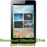 QMobile QTab Q50 Firmware