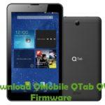 QMobile QTab QV3 Firmware