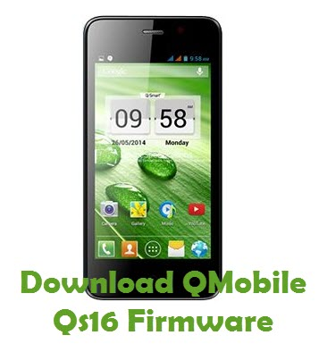 Download QMobile Qs16 Firmware