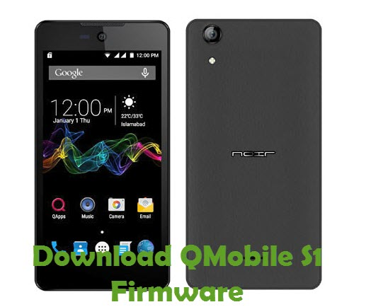 Download QMobile S1 Firmware