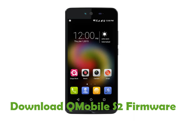 Download QMobile S2 Firmware