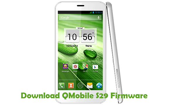 Download QMobile S29 Firmware