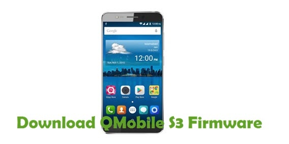 Download QMobile S3 Firmware