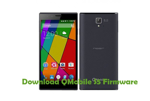 Download QMobile S5 Firmware