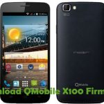 QMobile X100 Firmware