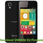 QMobile X2 Firmware