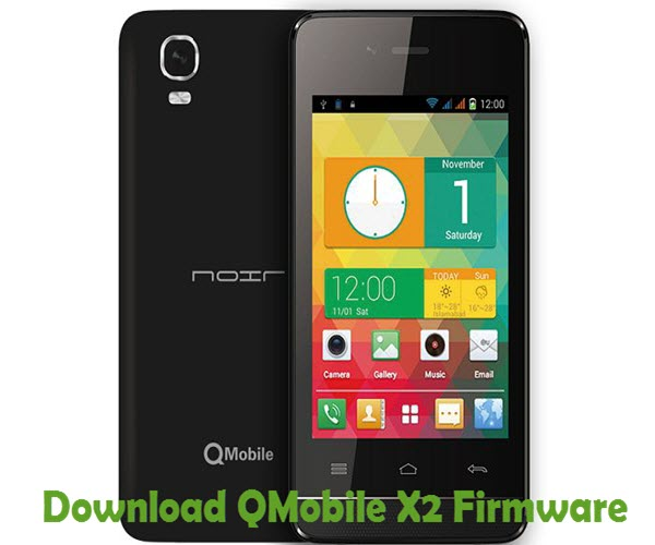 Download QMobile X2 Firmware
