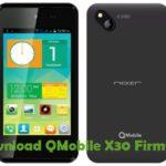 QMobile X30 Firmware