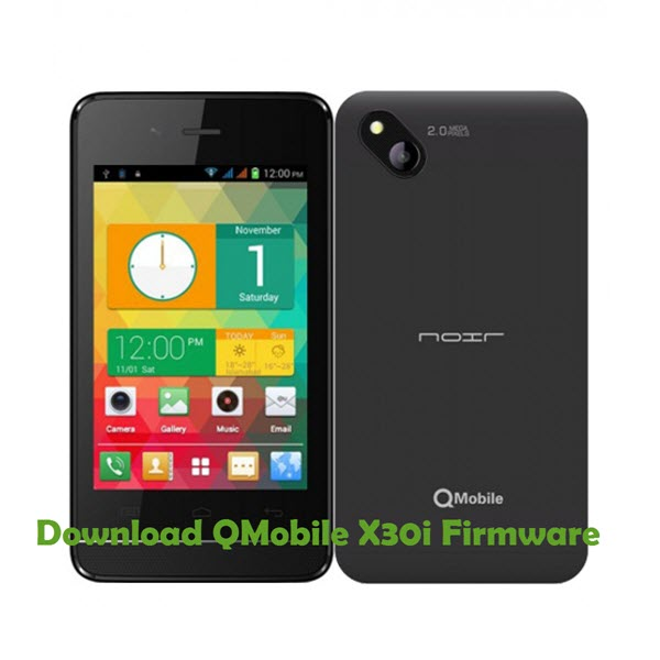 Download QMobile X30i Firmware