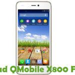 QMobile X800 Firmware