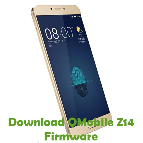 Download QMobile Z14 Firmware