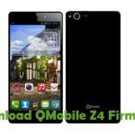 QMobile Z4 Firmware