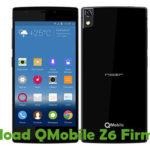 QMobile Z6 Firmware