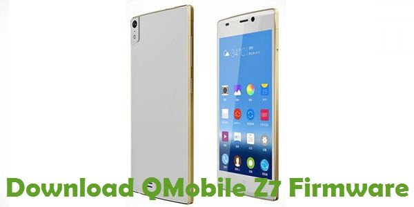 Download QMobile Z7 Firmware