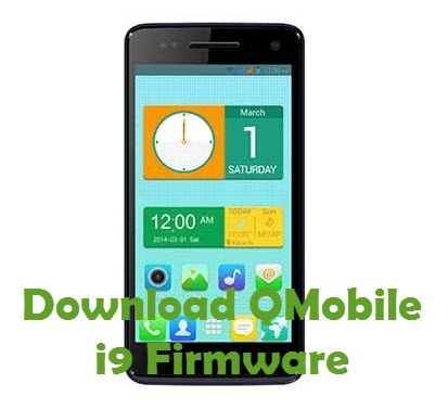 Download QMobile i9 Firmware