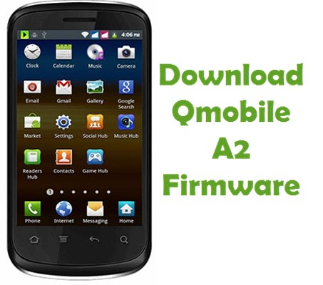 Download Qmobile A2 Firmware