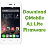 QMobile A2 Lite Firmware