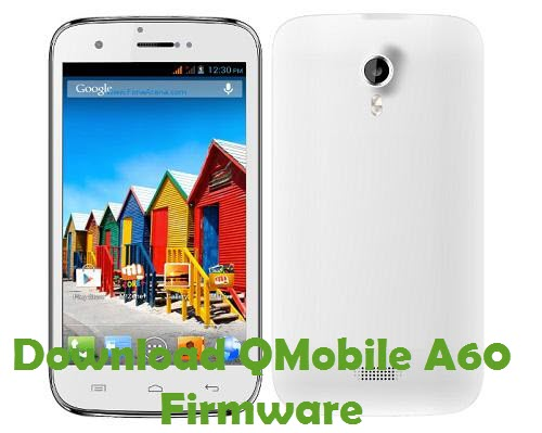 Download Qmobile A60 Firmware