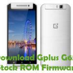 Gplus G650 Firmware