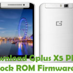 Gplus X5 Plus Firmware