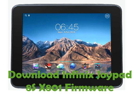 Infinix Joypad 8 x 800 stock rom