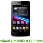 QMobile A12 Firmware