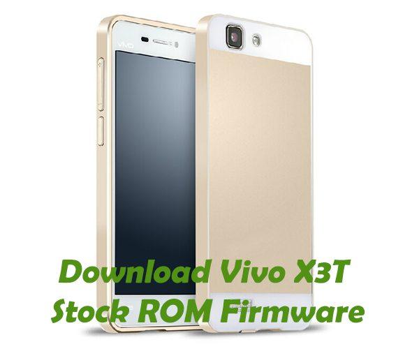 vivo-x3t-firmware