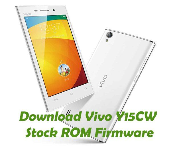 vivo-y15cw-firmware
