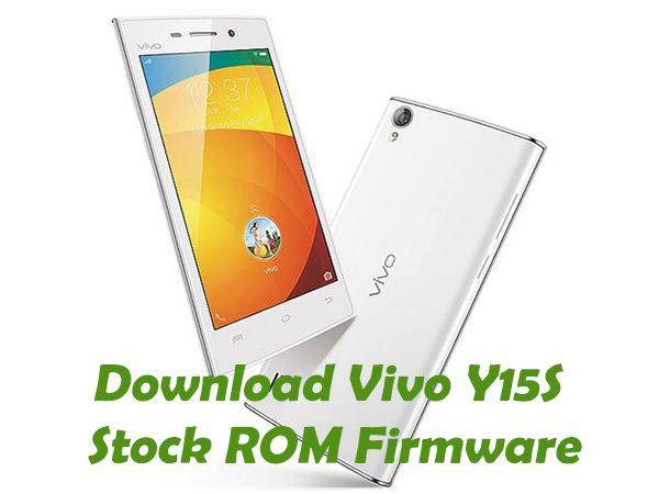 vivo-y15s-firmware